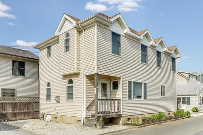 Lavallette Single Family Home Under Contract: 72 E Bay Way