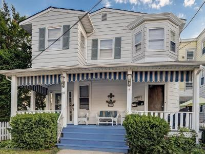 Ocean Grove Single Family Home For Sale: 38 Pitman Avenue