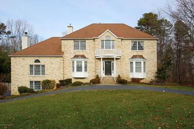 Freehold Single Family Home Under Contract: 20 Buena Vista Drive