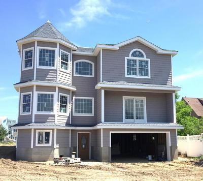 Point Pleasant Beach Single Family Home For Sale: 1614 Lake Avenue