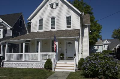 Spring Lake Rental For Rent: 1211 4th Avenue