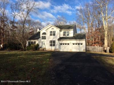Jackson Single Family Home Sold: 220 White Road