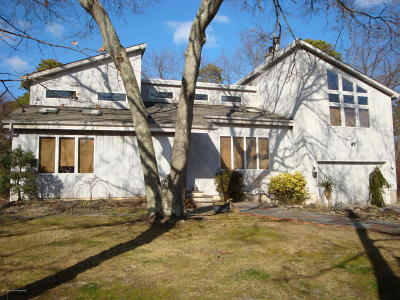 Toms River Single Family Home Under Contract: 48 Dorchester Drive