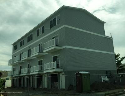 Seaside Heights Condo/Townhouse For Sale: 205 Fremont Avenue #Unit 1