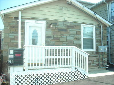 Seaside Heights Condo/Townhouse For Sale: 212 Sampson Avenue #C8