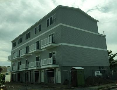 Seaside Heights Condo/Townhouse For Sale: 205 Fremont Avenue #Unit # 4