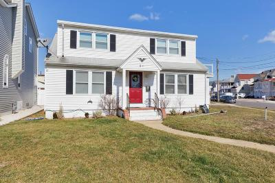 Point Pleasant Beach Single Family Home For Sale: 51 Harvard Avenue