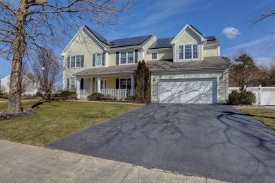 Toms River Single Family Home Under Contract: 170 Walden Woods Drive