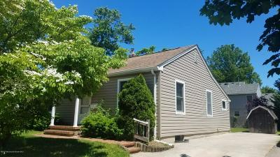 Point Pleasant Single Family Home Under Contract: 1175 Ridgefield Drive