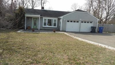 Toms River Single Family Home Under Contract