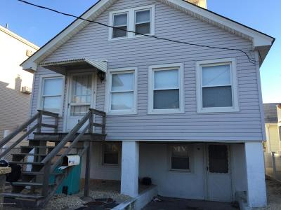 Seaside Park Single Family Home For Sale: 11 Lafayette Avenue