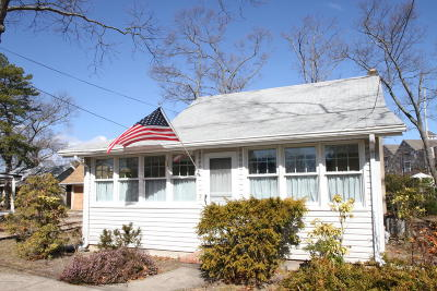 Point Pleasant Single Family Home Under Contract: 362 Briar Road