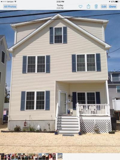 Ortley Beach Single Family Home Under Contract: 228 2nd Avenue