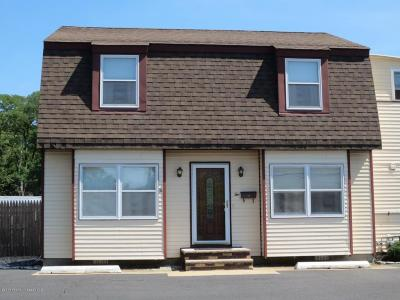 Hazlet Single Family Home Under Contract: 2 Central Avenue
