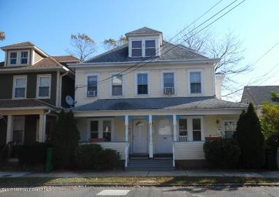 Ocean Grove Multi Family Home Under Contract: 77 Benson Avenue
