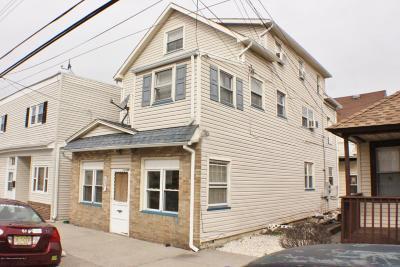 Bradley Beach Multi Family Home For Sale: 214 Newark Avenue #A