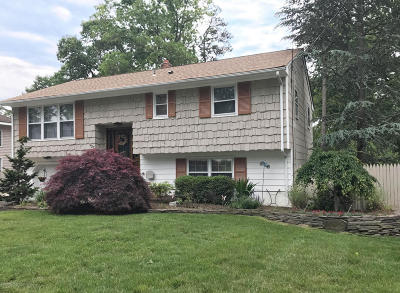 Neptune Township Single Family Home Under Contract: 422 Prospect Avenue