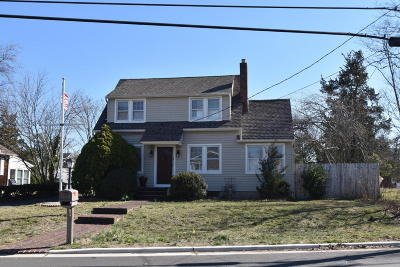 Point Pleasant NJ Single Family Home For Sale: $575,000