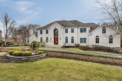Holmdel NJ Single Family Home Sold: $1,283,500
