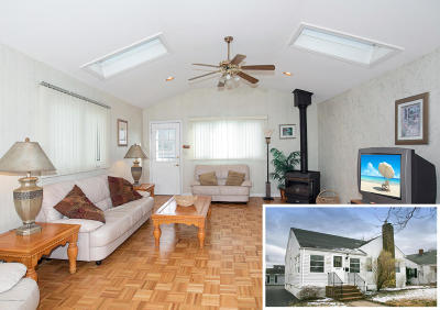 Point Pleasant Single Family Home For Sale: 202 Homestead Avenue