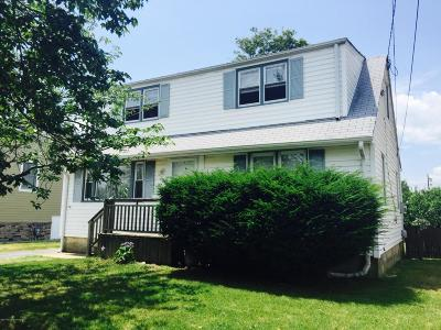 Point Pleasant Beach Single Family Home For Sale: 107 Chicago Avenue