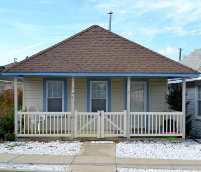 Point Pleasant Beach Single Family Home For Sale: 241 Ocean Avenue