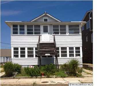 Seaside Park Single Family Home For Sale: 130 G Street