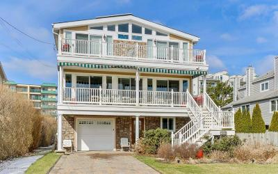 Long Branch Single Family Home For Sale: 272 Ocean Avenue