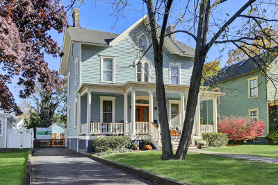 Red Bank Single Family Home For Sale: 27 South Street