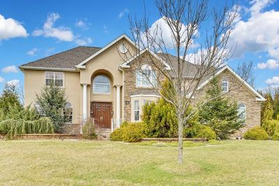 Howell Single Family Home Under Contract: 4 Calloway Street