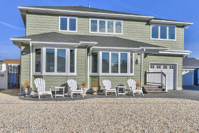 Lavallette NJ Single Family Home For Sale: $1,590,000