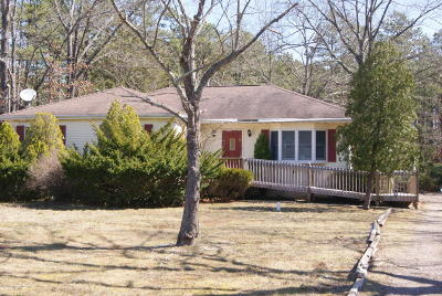 Manchester Single Family Home Under Contract: 3110 Ridgeway Boulevard