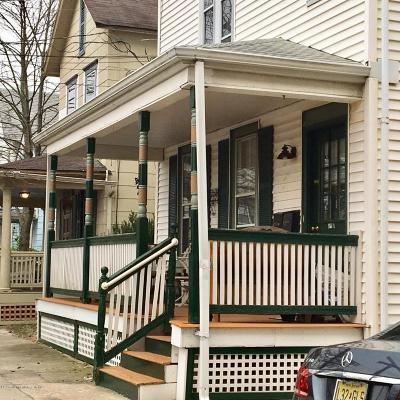 Ocean Grove Multi Family Home For Sale: 148 Heck Avenue #2 Family