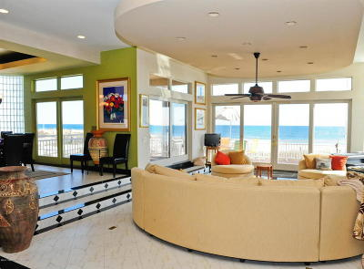 Point Pleasant Single Family Home For Sale: 1407 Ocean Front