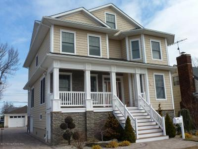 Point Pleasant Beach Single Family Home For Sale: 105 Parkway