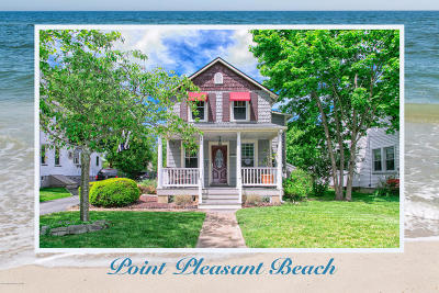 Point Pleasant Single Family Home For Sale: 321 River Avenue