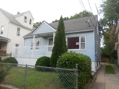 Asbury Park Single Family Home For Sale: 1415 Mattison Avenue