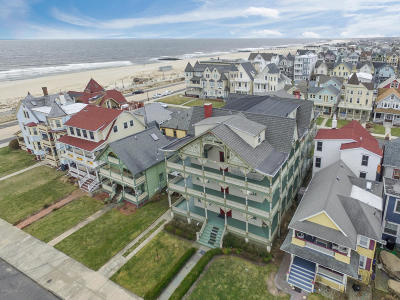 Ocean Grove Single Family Home For Sale: 6 Atlantic Avenue