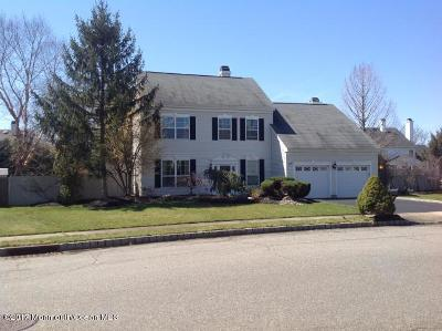 Freehold Single Family Home Under Contract: 27 Villanova Drive