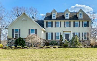 Howell Single Family Home Under Contract: 275 Bry Avenue