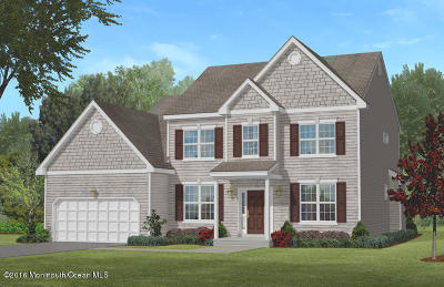 Ocean County Single Family Home Under Contract: 22 Royal Grove Drive