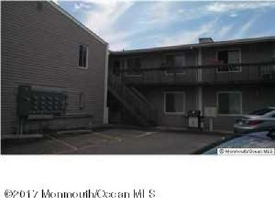 Seaside Heights Condo/Townhouse For Sale: 303 Sumner Avenue #B8