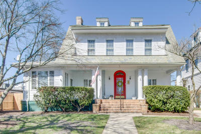 Asbury Park Single Family Home For Sale: 707 Sunset Avenue