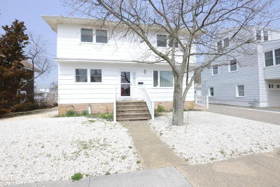 Seaside Park Single Family Home For Sale: 54 F Street