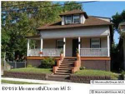 Asbury Park Multi Family Home For Sale: 1507 Summerfield Avenue