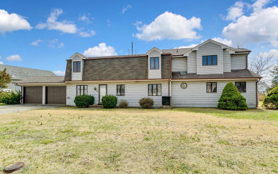Ocean County Single Family Home For Sale: 52 Amherst Drive
