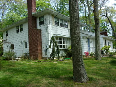 Middletown Single Family Home Under Contract: 41 Bamm Hollow Road