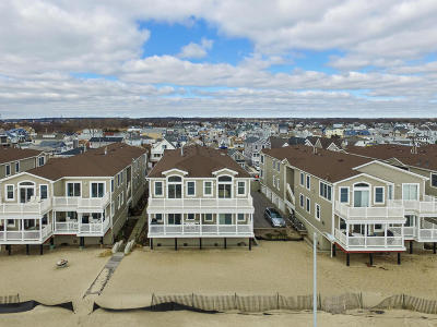 Monmouth County Condo/Townhouse Under Contract: 233 Beach Front #3