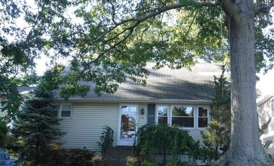 Neptune Township Single Family Home Under Contract: 113 Lakewood Road