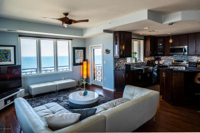Asbury Park Condo/Townhouse For Sale: 1501 Ocean Avenue #2702